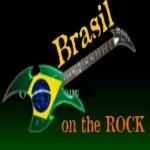 Logo da emissora Brasil On The Rock