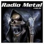 Logo da emissora Rádio Metal