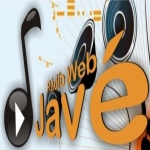 Logo da emissora R�dio Jav�