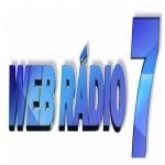 Logo da emissora Web Rádio 7 Gospel