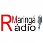 Logo da emissora Rádio Maringá