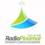 Logo da emissora Radio Pinamar 107.9 FM