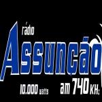 Logo da emissora R�dio Assun��o 740 AM