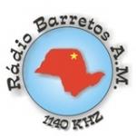 Logo da emissora R�dio Barretos 1140 AM