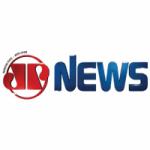 Logo da emissora Rádio Jovem Pan News 103.3 FM