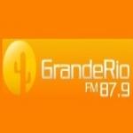 Logo da emissora R�dio Grande Rio 87.9 FM
