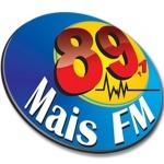 Logo da emissora Rádio Mais 89.1 FM