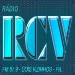 Logo da emissora R�dio RCV 87.9 FM