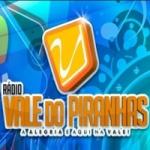 Logo da emissora R�dio Vale do Piranha 87.9  FM