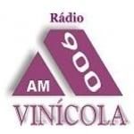 Logo da emissora Rádio Vinícula 900 AM