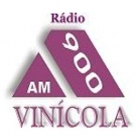 Logo da emissora R�dio Vin�cula 900 AM