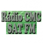 Logo da emissora Rádio CMC SAT FM