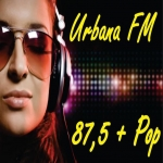 Logo da emissora R�dio Urbana 87.5 FM