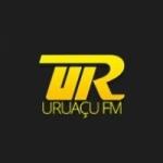 Logo da emissora R�dio Urua�u 103.7 FM