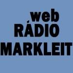 Logo da emissora Rádio Markleit