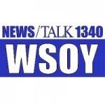 Logo da emissora Radio WSOY News/Talk 1340 AM
