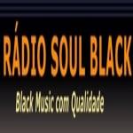 Logo da emissora Soul Black FM