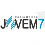 Logo da emissora Jovem7