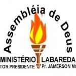 Logo da emissora R�dio Assembl�ia de Deus Labareda