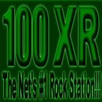 Logo da emissora Radio 100 XR