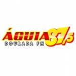 Logo da emissora R�dio Aguia Dourada 87.5 FM