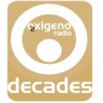 Logo da emissora Radio Oxigeno Decades