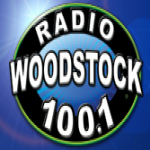 Logo da emissora WDST 100.1 FM