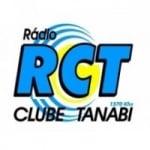 Logo da emissora Rádio Clube 1570 AM