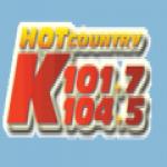 Logo da emissora WFKL 101.7 FM