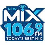 Logo da emissora Radio WSWT Mix 106.9 FM