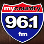 Logo da emissora WJVC 96.1 FM