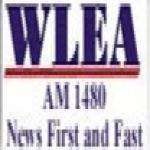 Logo da emissora WLEA 1480 AM
