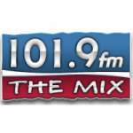 Logo da emissora Radio WTMX The Mix 101.9 FM
