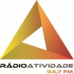 Logo da emissora R�dio Atividade 94.7 FM