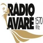 Logo da emissora Rádio Avaré 1570 AM