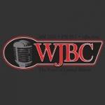 Logo da emissora WJBC 93.7 FM