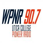 Logo da emissora WPNR 90.7 FM