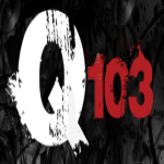 Logo da emissora WQBJ 103.5 FM