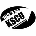 Logo da emissora Radio KSCU 103.3 FM