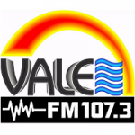 Logo da emissora Rádio Vale 107.3 FM