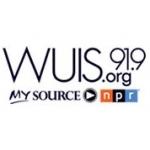 Logo da emissora Radio WUIS 91.9 FM