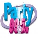 Logo da emissora WBXY 99.5 FM Party