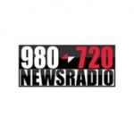 Logo da emissora WDVH 980 720 AM Newsradio