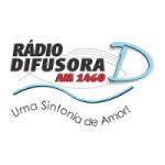 Logo da emissora Rádio Difusora 1460 AM