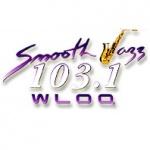 Logo da emissora WLOQ 103.1 FM