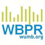Logo da emissora Radio WBPR 91.9 FM