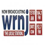 Logo da emissora WRNJ 1510 AM - 92.7 FM