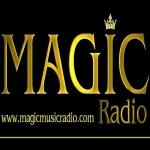 Logo da emissora Magic Music Radio