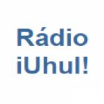 Logo da emissora Rádio iUhul!