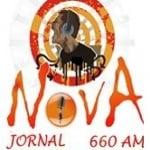 Logo da emissora R�dio Nova Jornal 660 AM